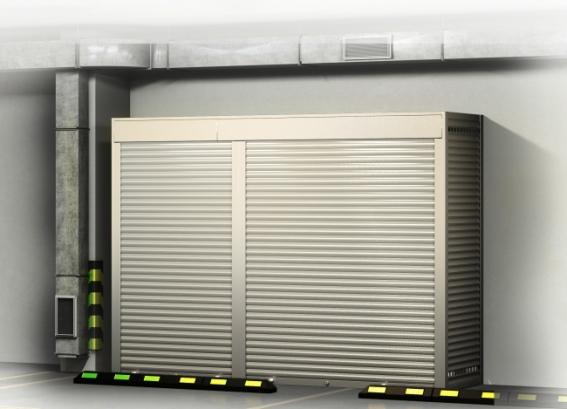 Шкаф на парковку 2200х3000х900
