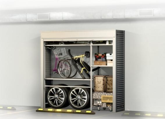 Шкаф на парковку 2500х2200х600