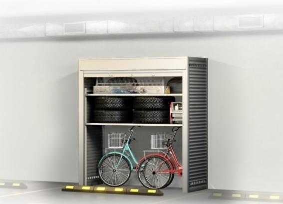 Противопожарный шкаф на паркинг 2000х2200х800